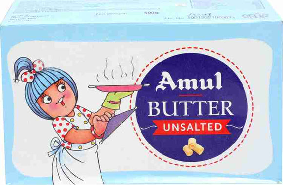 UNSALTE TABLE BUTTER-AMUL