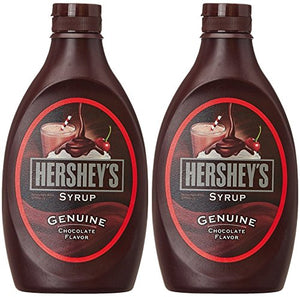 HERSHEY'S CHOCOLATE SYRUP 1PC - 623GMS