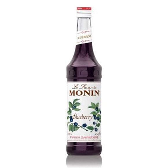 MONIN BLUEBERRY SYRUP - 700ML