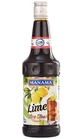 LIME ICE TEA  - MANAMA - 750ml