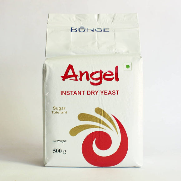 DRY YEAST - ANGEL- 500GMS