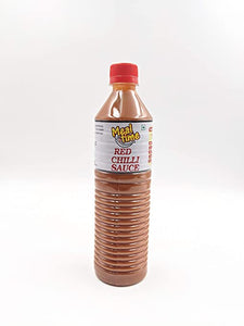 RED CHILLI SAUCE - MEALTIME - 680GMS