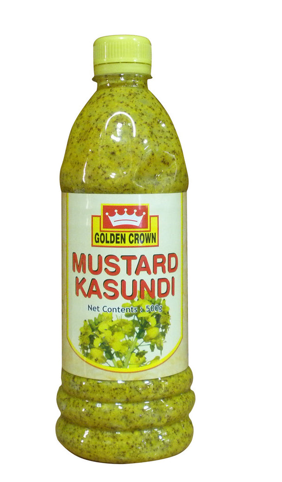 MUSTARD KASUNDI - GOLDEN CROWN - 1KG