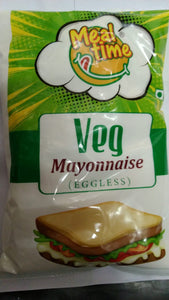 MAYONNAISE EGGLESS - MEAL TIME - 1KG