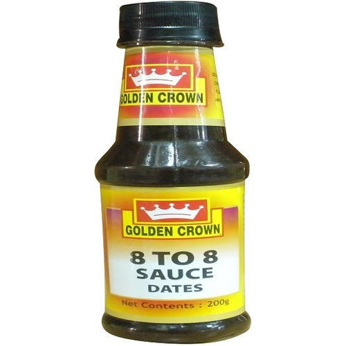 8 to 8 SAUCE - GOLDEN CROWN - 200GMS