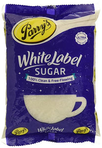 PARRYS WHITH LABEL SUGAR  - 5KG