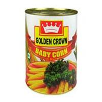 BABY CORN - GOLDEN CROWN - 450GM