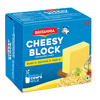 PROCESSED CHEESE - BRITANNIA - 1KG