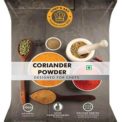 CORIANDER POWDER - CHEFS ART - 1KG