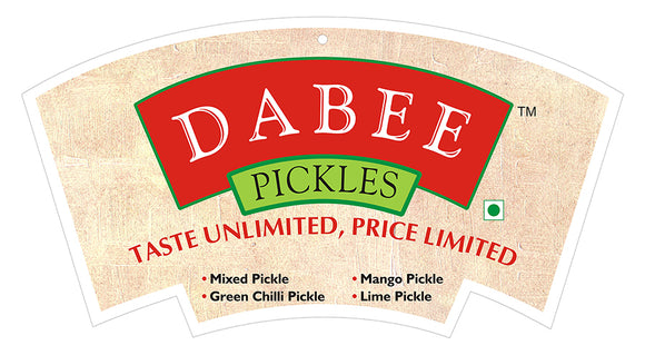 MIXED PICKLE - DABEE - 5KG