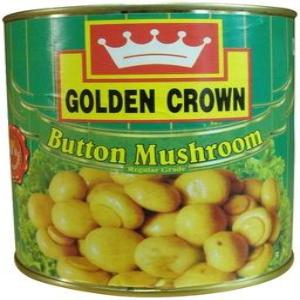 BUTTON MUSHROOM - GOLDEN CROWN - 800GMS