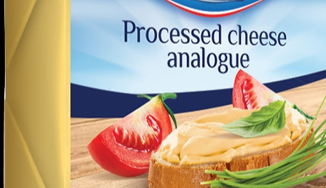 PROCESSED CHEESE BLOCK (Hard) Analogue -Dynamix-1kg