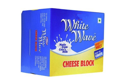 PROCESS CHEESE BLOCK ANALOGUE HARD MELT-SONAI-1kg