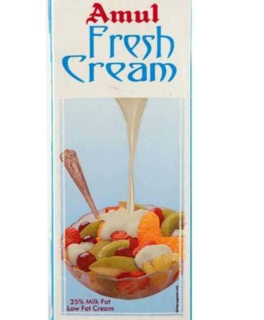 FRESH CREAM-AMUL