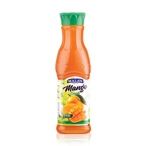 MANGO CRUSH - MALAS - 750ML