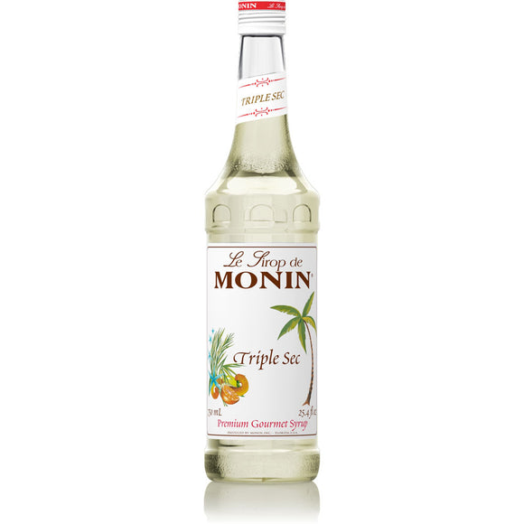 TRIPLE SEC SYRUP - MONIN - 700ml