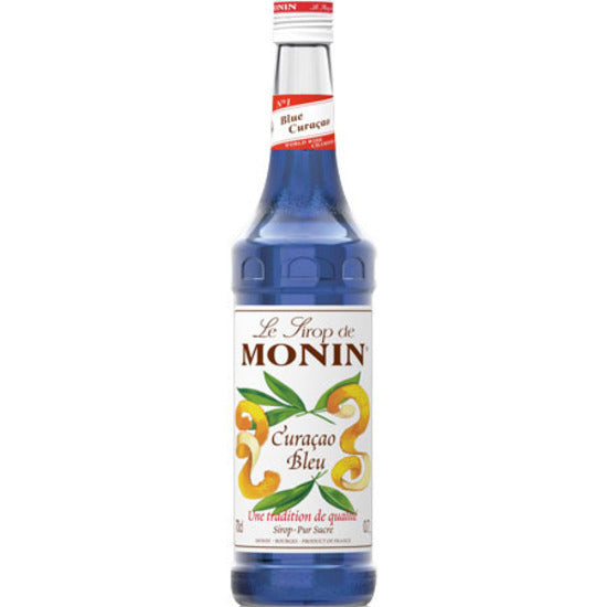 monin blue curcao