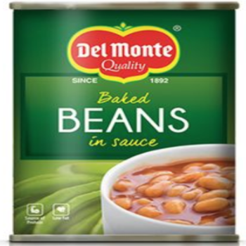 BAKED BEANS - DELMONTE - 450 GMS