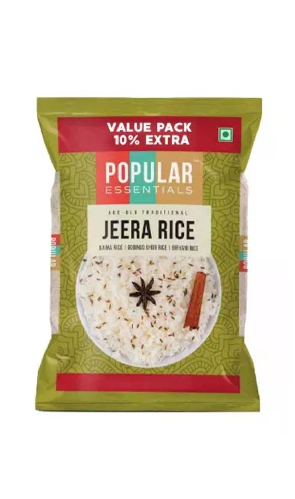 JEERA RICE -POPULAR  - 1KG+100G FREE