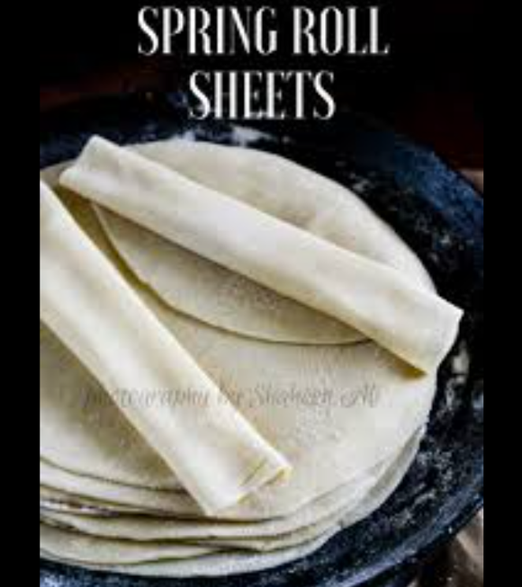 SPRING ROLL SHEET 250mm - BMS