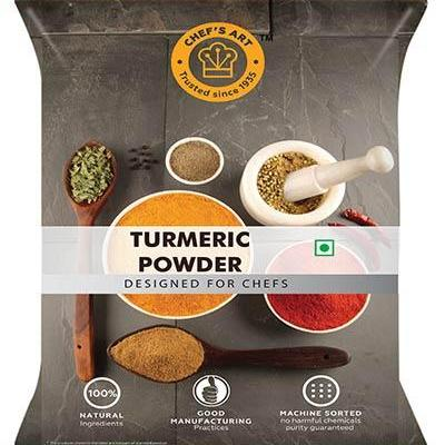 TURMERIC POWDER - CHEFS ART - 1KG