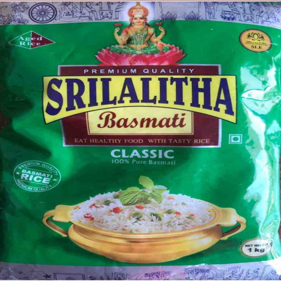 BASMATI RICE LONG GRAIN - LALITA