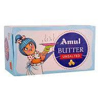BUTTER UNSALTED - AMUL - 500gm