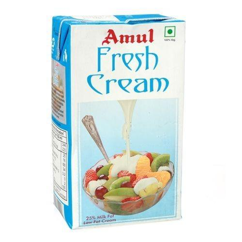 FRESH CREAM - AMUL - 1L