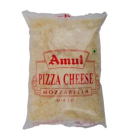 mozzarella pizza cheese amul