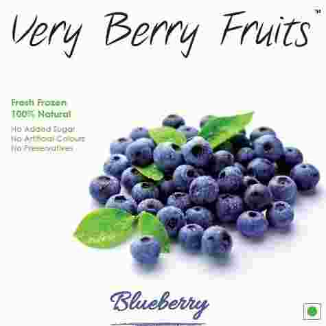 FROZEN BLUEBERRY - VERY BERRY - 1KG