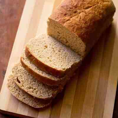 BROWN BREAD WHOLE WHEAT - 400GMS
