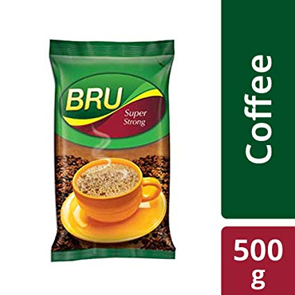 INSTANT COFFEE - BRU - 500GM