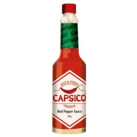 CAPSICO RED PEPPER SAUCE - DABUR - 60ML