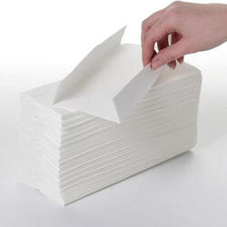 TISSUES C FOLD - PACK OF 10