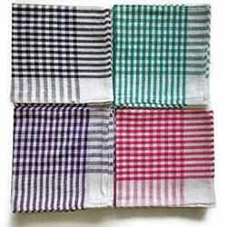 CHECKS KITCHEN CLEANING CLOTH BIG - PACK OF 6