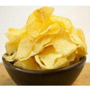 POTATO CHIPS SALTED - 1KG