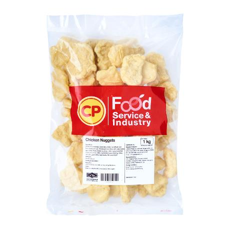 CHICKEN NUGGETS - CP FOODS - 1KG