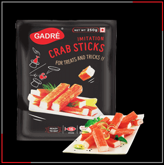 CRAB STICKS- GADRE