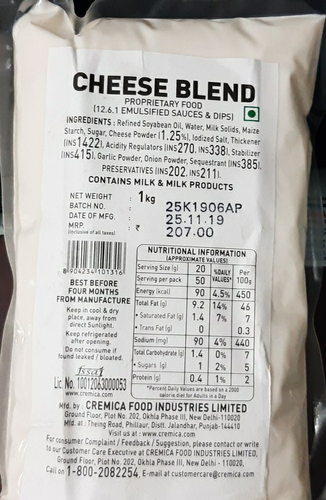 CHEESE BLEND  - CREMICA -1KG