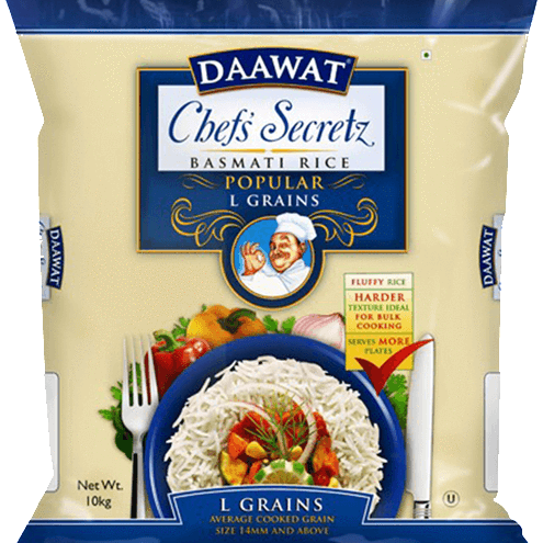 CHEF SECRET POPULAR L - DAAWAT - 25KG