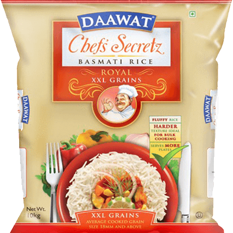 CHEF SECRET ROYAL XXL - DAAWAT - 25KG