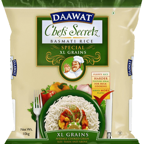 CHEF SECRET SPECIAL XL - DAAWAT - 25KG