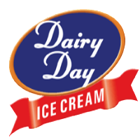 STRAWBERRY ICECREAM - DAIRY DAY - 4L TUB