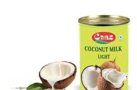 COCONUT MILK  LIGHT - CANZ- 400ML