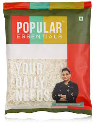 AVAL WHITE THICK ( POHA THICK ) - POPULAR - 500GM