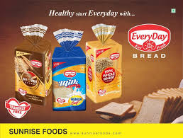 EVERY DAY  -MILK- BREAD  - 450G