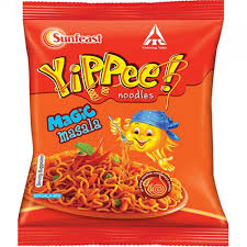 NOODLES -YIPPEE MAGIC MASALA -70G  -    144PCS    - 1BOX