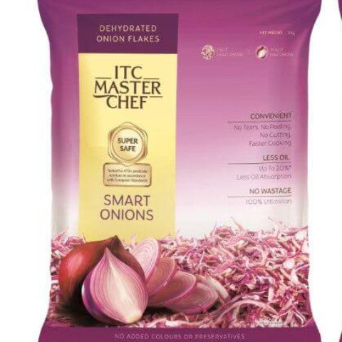 DEHYDRATED ONIONS - ITC - 2KG