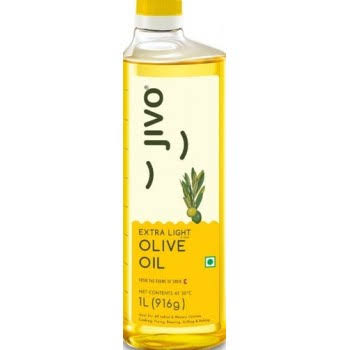 EXTRA LIGHT OLIVE OIL - JIVO - 1 LTR