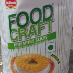 PINEAPPLE SLICES - DELMONTE - 840gm